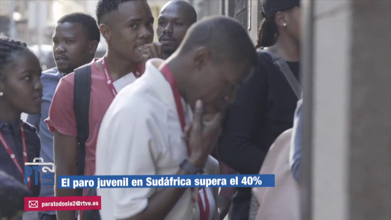 Luchar contra el desempleo juvenil en Sudáfrica