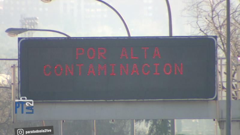 Contaminación y salud. El tráfico en las ciudades
