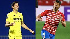 El Villarreal acaricia las semis de Europa League y el Granada sueña con la remontada
