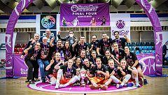 Anna Gómez analiza la Eurocup femenina del Valencia basket