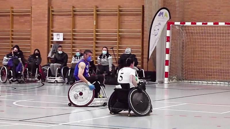 Rugby en silla de ruedas - Final Four Liga Nacional - ver ahora