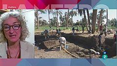 La Metro - El Museu Egipci participa en una descoberta arqueològica