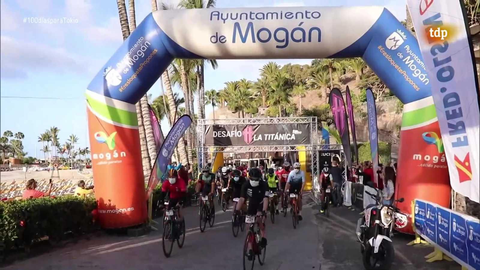 Ciclismo - Desafío La Titánica - ver ahora