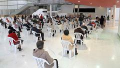 La campaña de vacunación se acelera en España
