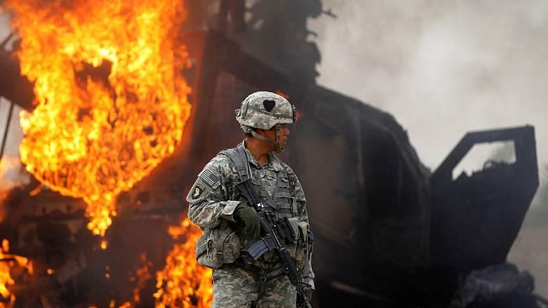 Temor al día después de la salida de EE.UU. de Afganistán - Ver ahora