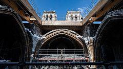 El día en que ardió Notre Dame