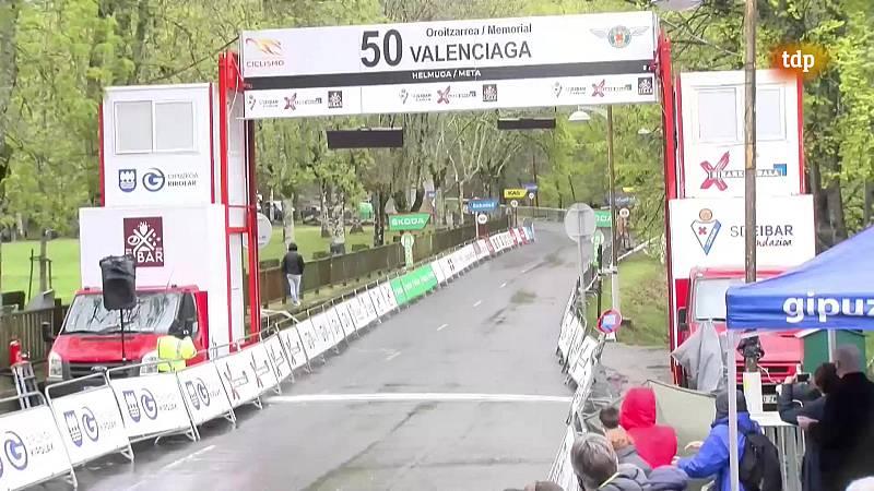 Ciclismo - Copa de España Élite y sub-23 Memorial Valenciaga - ver ahora