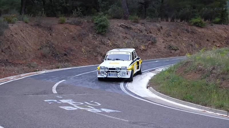 Automovilismo - Rallye Cataluña Históricos - ver ahora