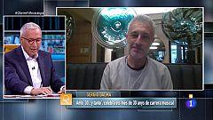 Obrim fil - Entrevista al Sergio Dalma