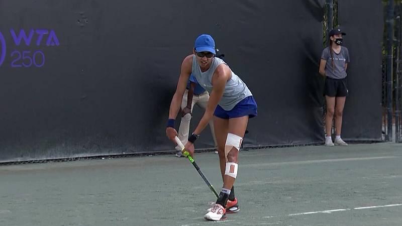 Tenis - WTA 250 Torneo Charleston: M. Brengle - A. Sharma - ver ahora