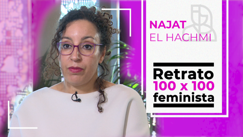 Nayat el Hachmi: La migración a veces es un atajo hacia la igualdad