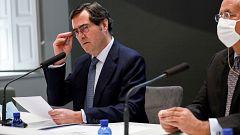 """Garamendi: """"Los fondos europeos van a acabar llegando"""""""