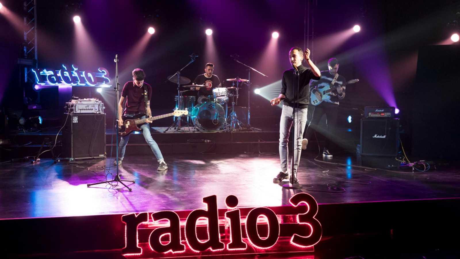 Los conciertos de Radio 3 - Anabel Lee - ver ahora