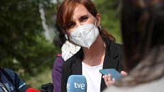 """García ve positivo que haya """"tres plataformas"""" de izquierdas el 4M: """"Somos la vacuna contra la ultraderecha"""""""