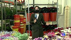 Només els floristes tindran parades al carrer