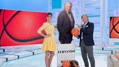 Fernando Romay, un gigante del baloncesto español