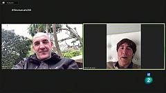 Desmarcats. Entrevista a Chapi Ferrer i Patxi Salinas, exfutbolistes