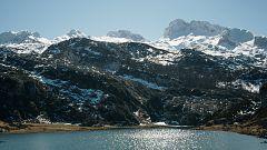 Cota de nieve bajando hasta 500/700 m en el extremo noreste peninsular