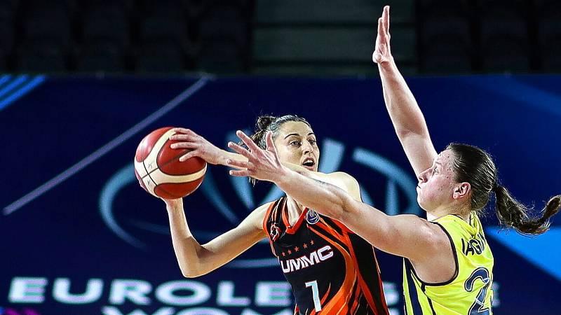 Baloncesto - Euroliga Femenina. Semifinal: Fenerbahce Ozmur Kablo - UMMC Ekaterinburg - ver ahora