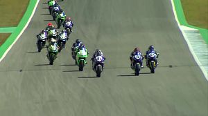 Campeonato de España de Superbike 2021. Prueba Jerez