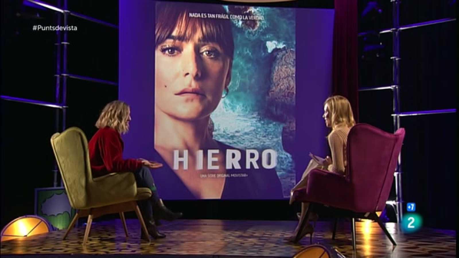 """L'Aina Clotet ens parla del seu paper a """"Hierro"""""""