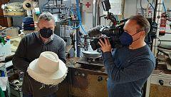 España Directo - En Gata de Gorgos confeccionan los sombreros como se hacía hace un siglo