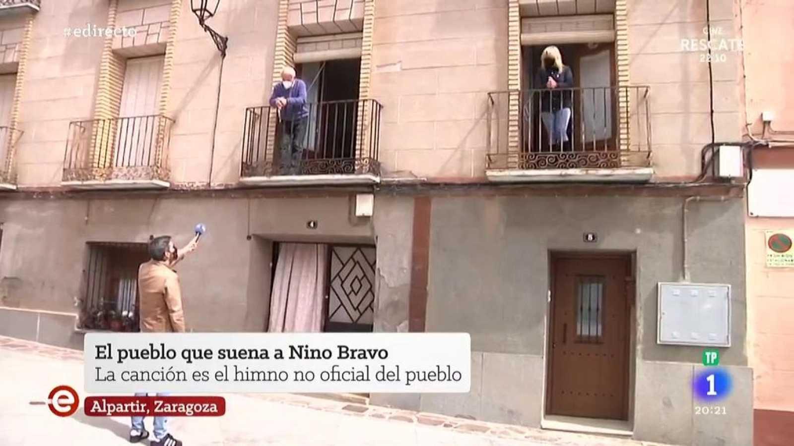 España Directo - Alpartir, el pueblo de Zaragoza que suena a Nino Bravo