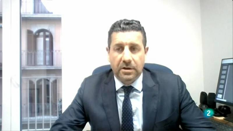 """Joaquim Boadas: """"Volem convertir els locals d'oci nocturn en tallafocs de la covid-19"""""""