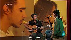 Punts de vista - els músics Julia Medina i Gonzalo Hermida