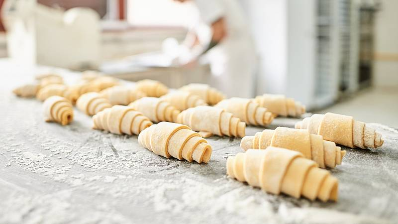 Receta de premio: así elabora Oriol Balaguer su famoso croissant