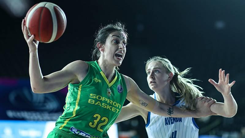 Baloncesto - Euroliga Femenina. Semifinal: Perfumerías Avenida - Sopron Basket - ver ahora