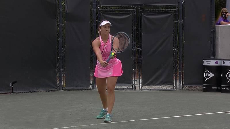 Tenis - WTA 250 Torneo Charleston. 1/4 Final: S.Rogers - D.Kovinic - ver ahora