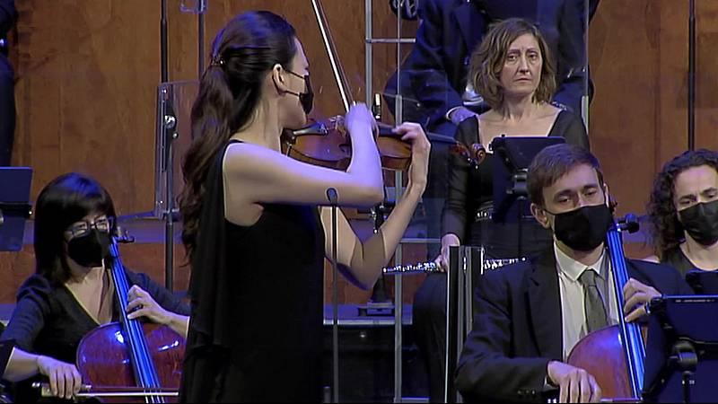 Los conciertos de La 2 - Temp. 2020-21 Orquesta sinfónica y Coro RTVE, nº 16 - ver ahora