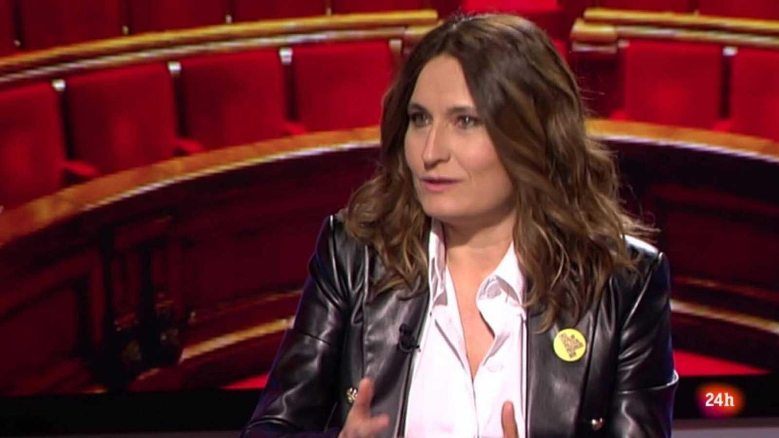 Aquí Parlem - Entrevista Laura Vilagrà, diputada d'ERC