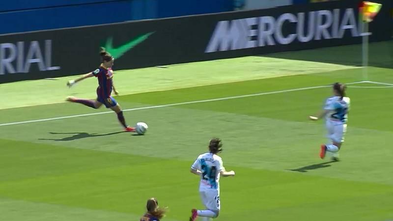 Fútbol - Primera División femenina. 26ª jornada: FC Barcelona - Deportivo de La Coruña - ver ahora
