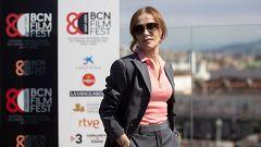 Isabelle Huppert presenta 'Mama María' en el Festival de Cine de Barcelona
