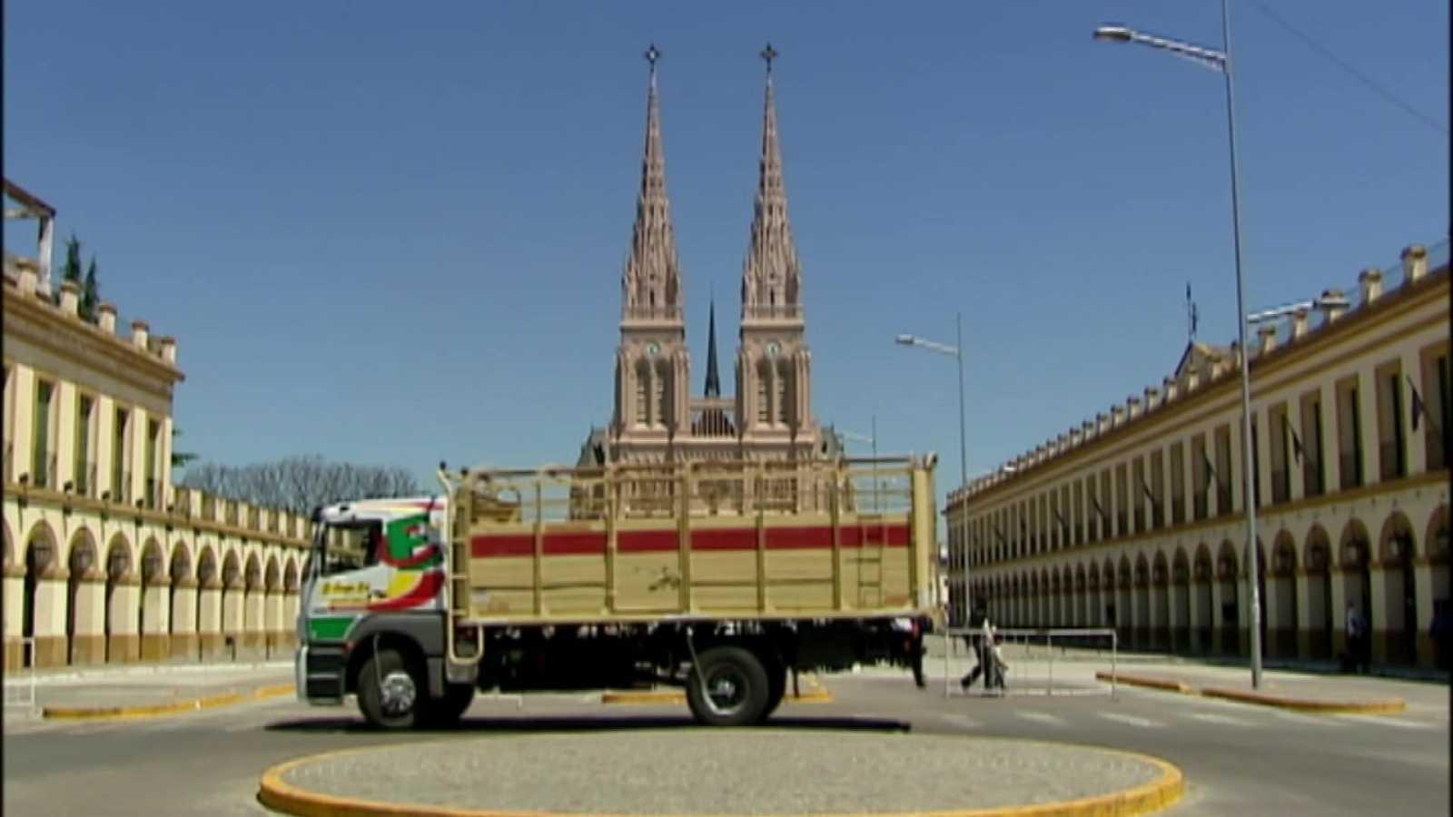 Trucks. Estrellas en la carretera - Carne argentina (Argentina) - ver ahora