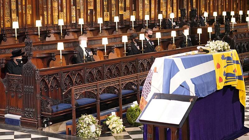 Especial informativo - Funeral del Duque de Edimburgo - ver ahora