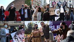 Arranca una campaña electoral en Madrid que marcará el futuro de la política española