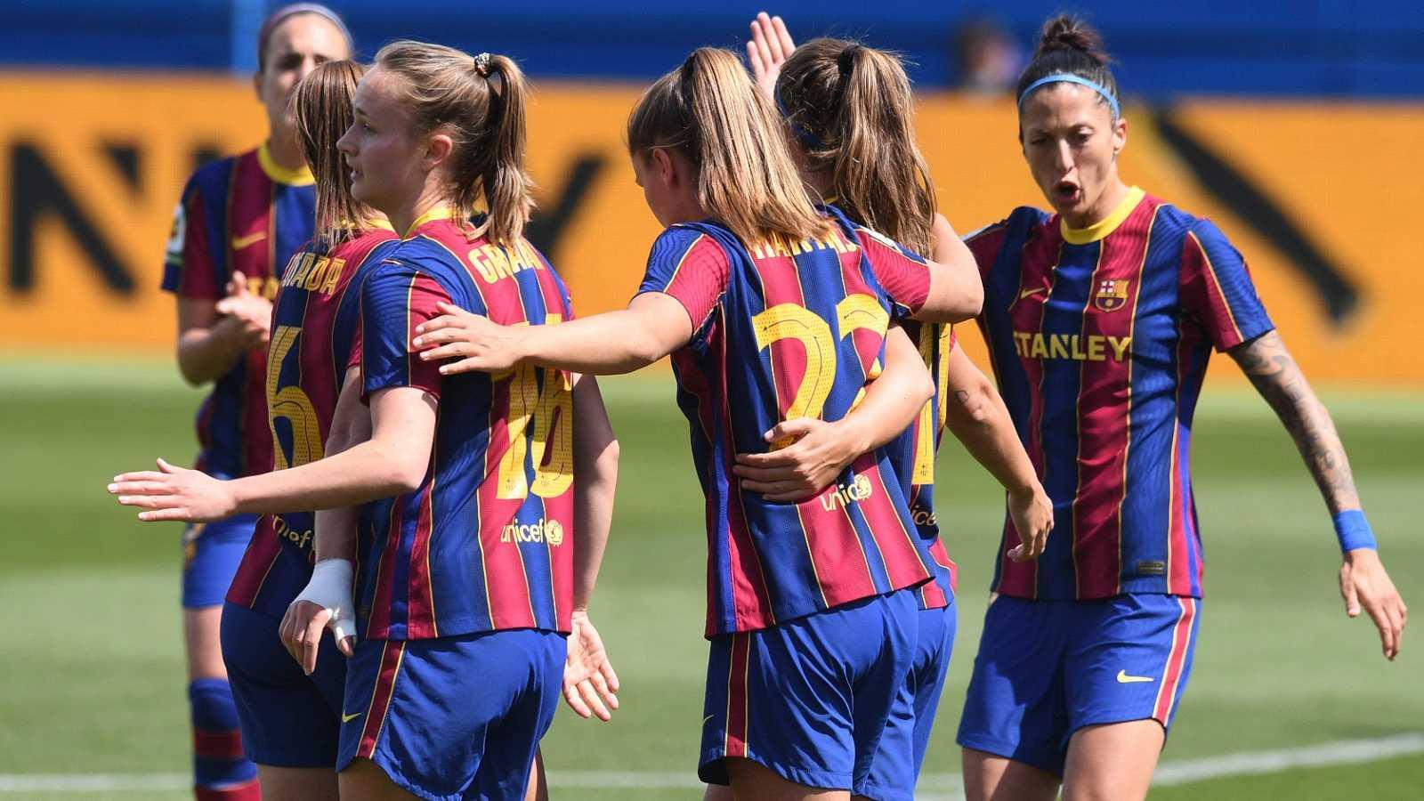Nuevo festival del Barça, 9-0 al Deportivo Abanca