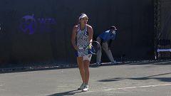 Tenis - WTA 250 Torneo Charleston. 2ª Semifinal: A. Sharma - M. Osorio Serrano
