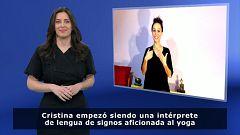 En lengua de signos - 18/04/21