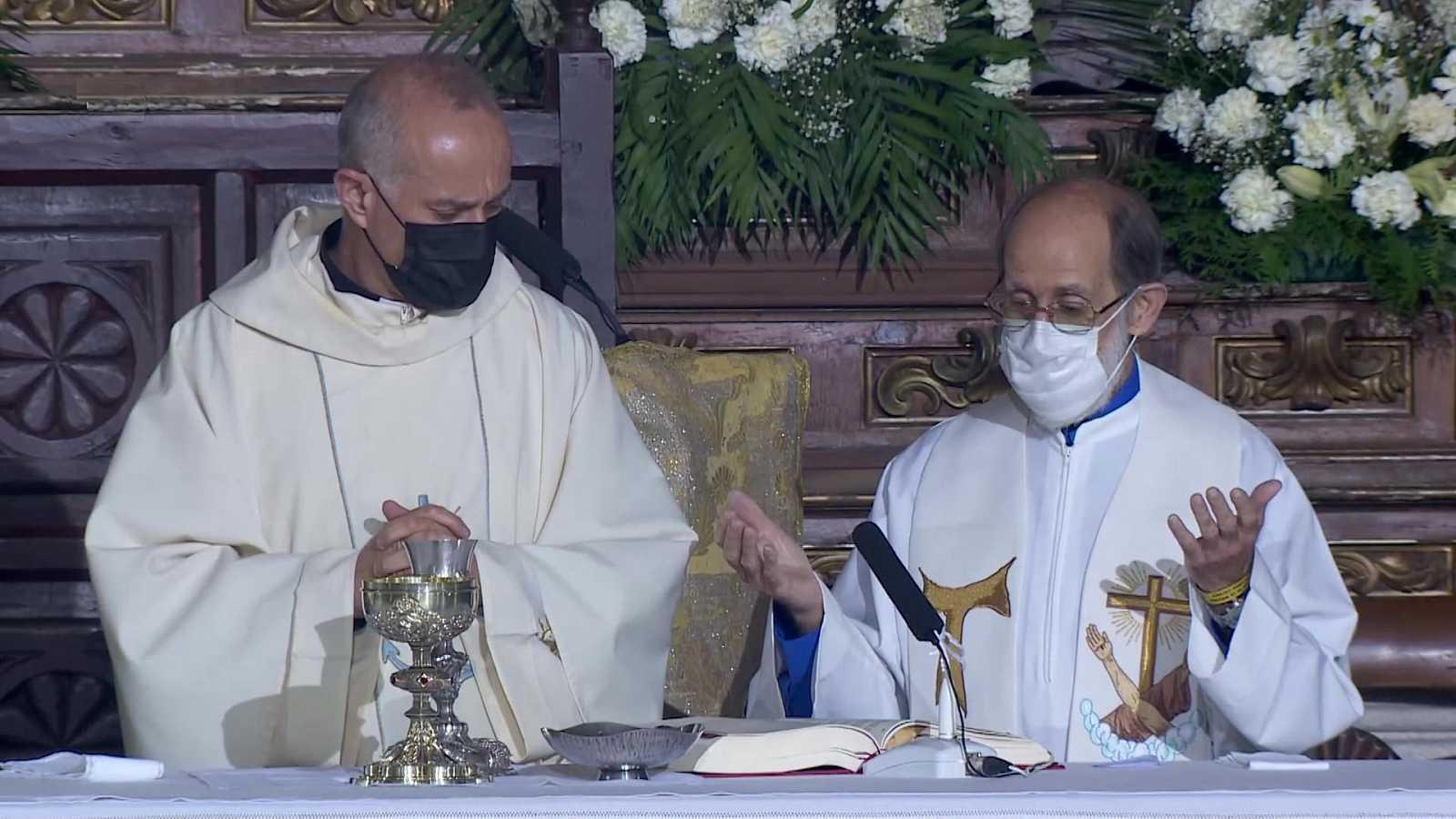 El Día del Señor - Parroquia de San Mateo. Cofradía de la Soledad (Cáceres) - ver ahora
