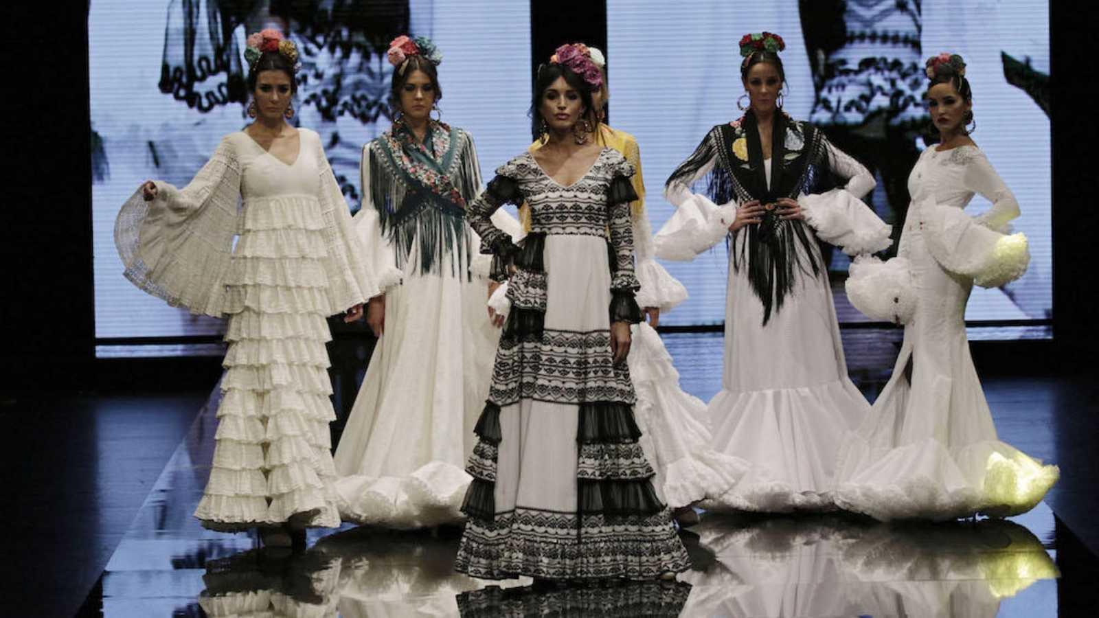 Las últimas tendencias en moda flamenca