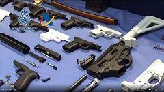 Desmantelado en Tenerife el primer taller ilegal de fabricación de armas en 3D de España