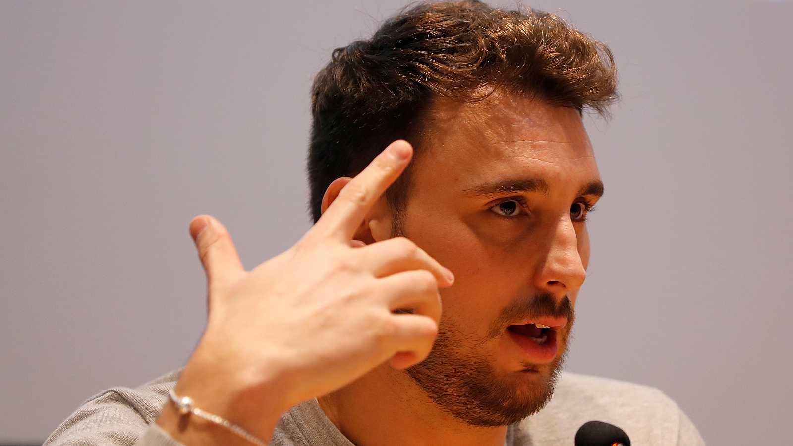 Víctor Gutiérrez denuncia insultos homófobos en un partido de la liga de waterpolo