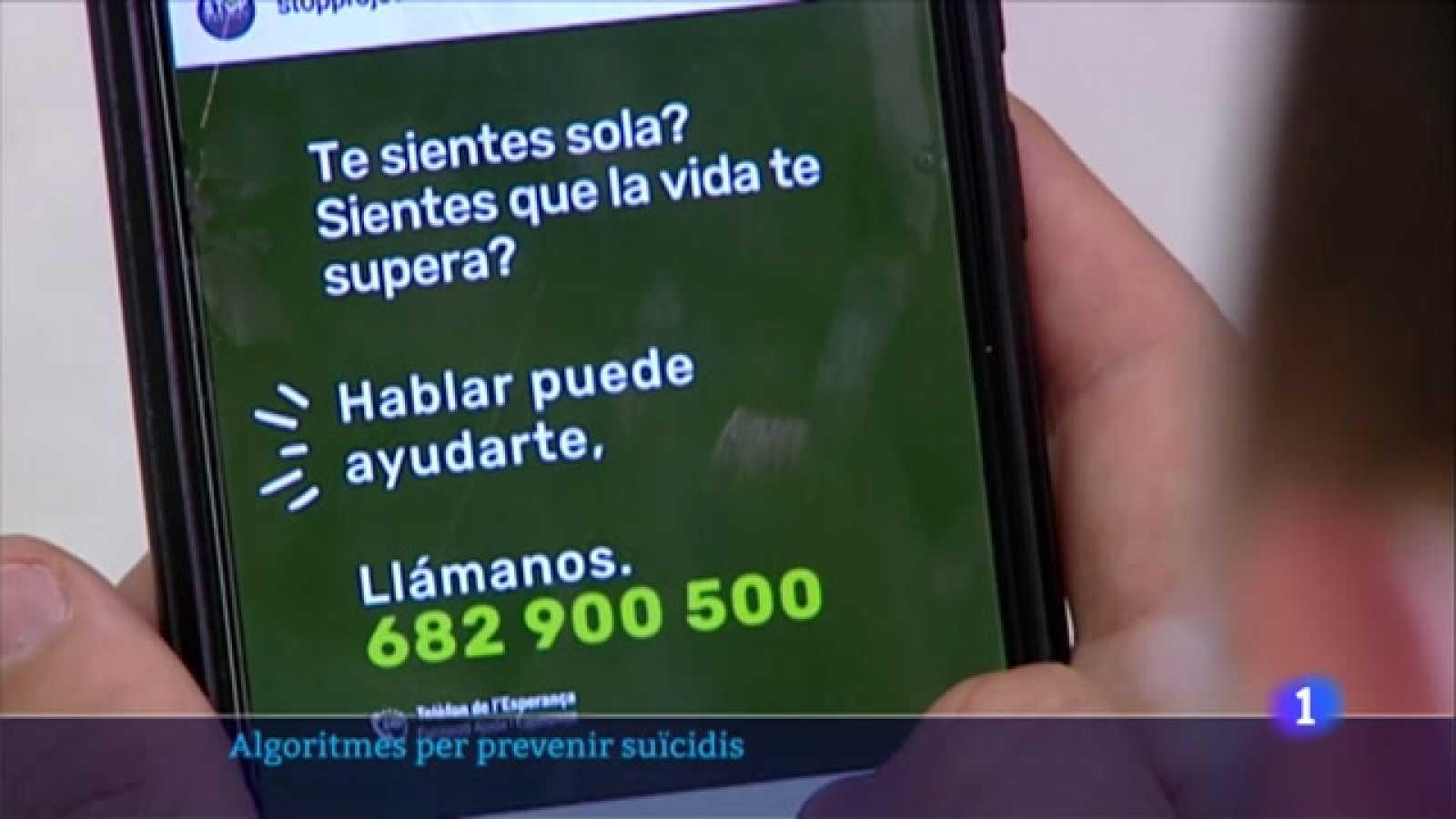 Projecte STOP per detectar conductes suïcides a les xarxes socials