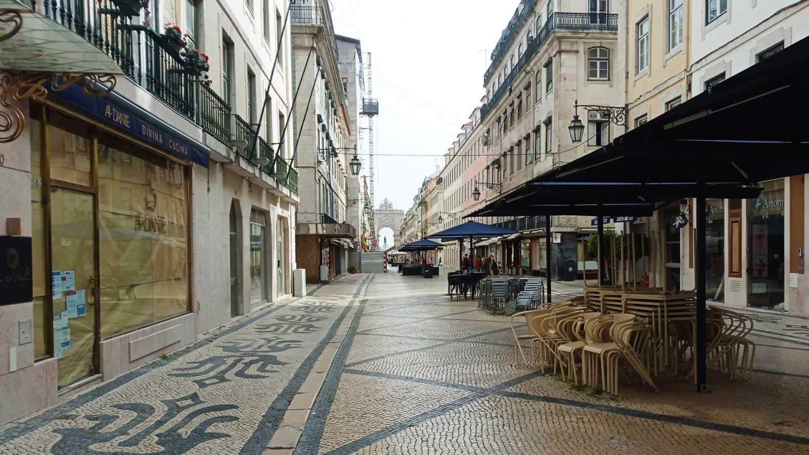 Portugal prorroga el estado de alarma, pero flexibiliza las restricciones