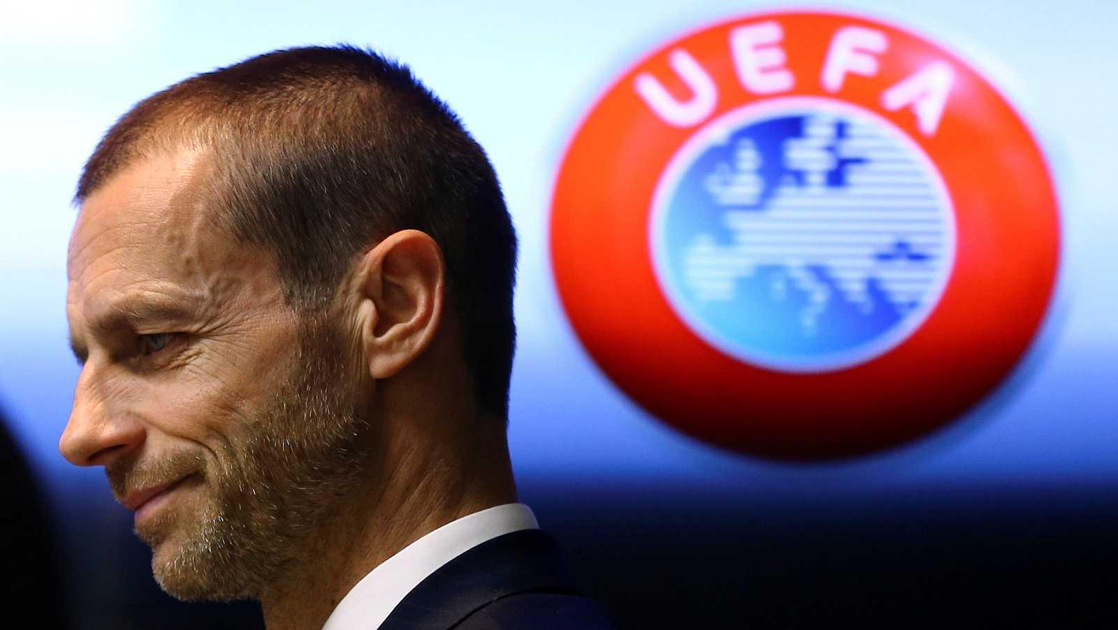 La UEFA declara abiertamente la guerra a la Superliga europea