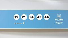 Sorteo de la Lotería Gordo de la Primitiva del 18/04/2021